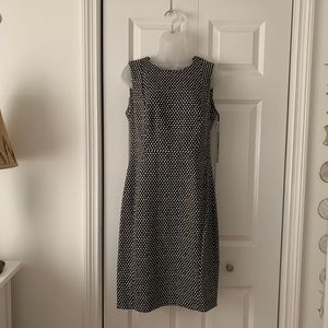 Calvin Klein sheathe dress